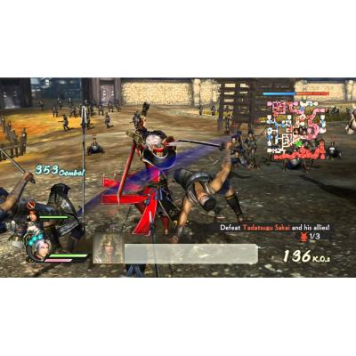 Samurai Warriors 4 II (PS4)